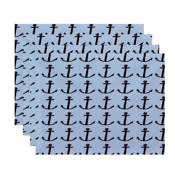 Harker Decorative Placemat (Set of 4) by Breakwater Bay