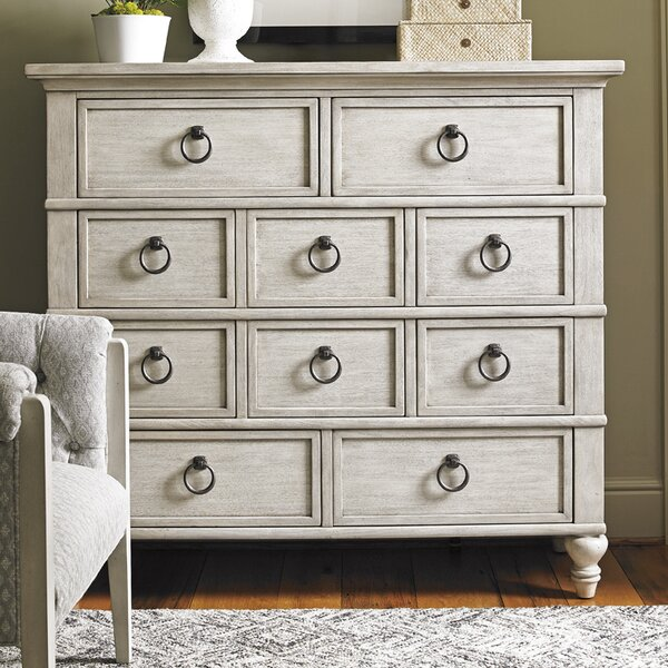 Oyster Bay Fall River 10 Drawer Dresser by Lexington