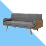 """Bel-Air 72.25"""" Square Arm Sofa"""