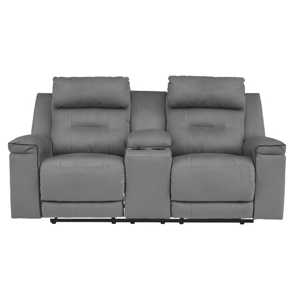 Discount Pinette Reclining Loveseat