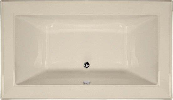 Designer Angel 72 x 42 Soaking Bathtub by Hydro Systems