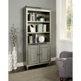 Top Reviews Gabrielle Bookcase By Rosdorf Park