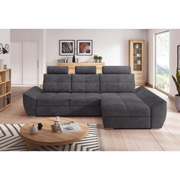 Sinclaire Sleeper Sectional by Latitude Run