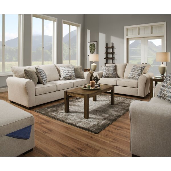 Derry Configurable Living Room Set By Alcott Hill by Alcott Hill Great Reviews