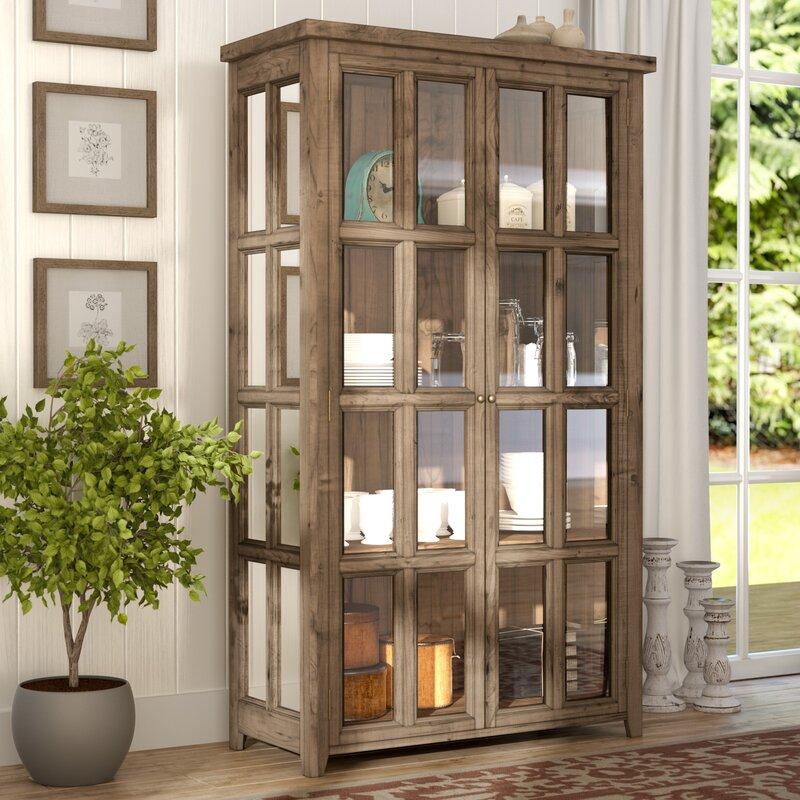 Wilmore Standard Curio Cabinet