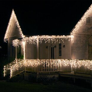 100 light solar string lights