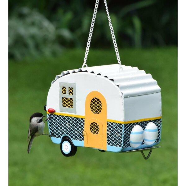 Camper Decorative Bird Feeder by Plow & Hearth