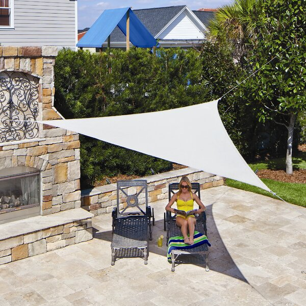 Triangle Shade Sail by Coolaroo