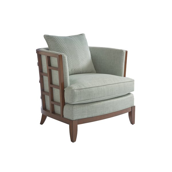 Ocean Club Barrel Chair by Tommy Bahama Home