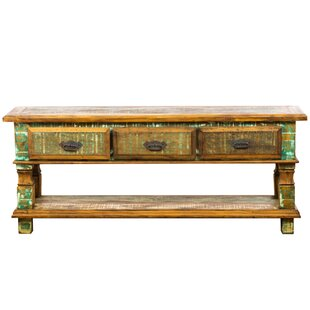 Oritz 3 Drawer Console Table