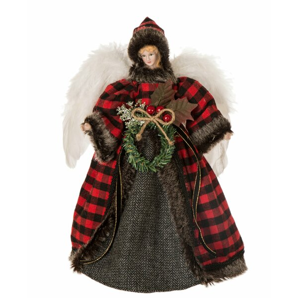Angel Tree Topper by The Holiday Aisle