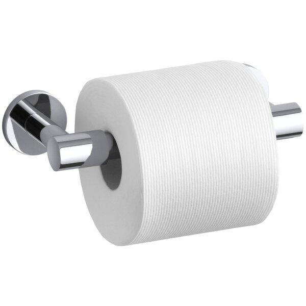 Stillness Pivoting Toilet Tissue Holder by Kohler