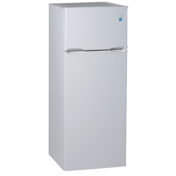 7.4 cu. ft. Top Freezer Refrigerator by Avanti Products