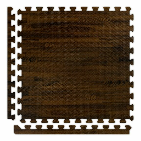 SoftWoods Set in Walnut by Alessco Inc.