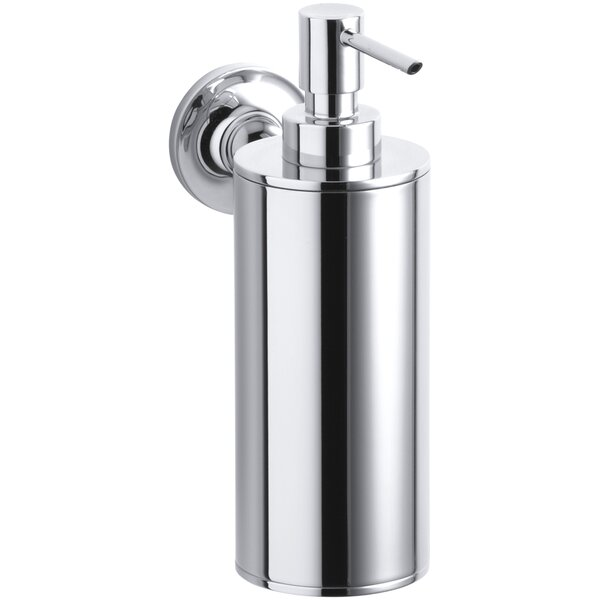 Purist Wall Mount Soap Dispenser by Kohler