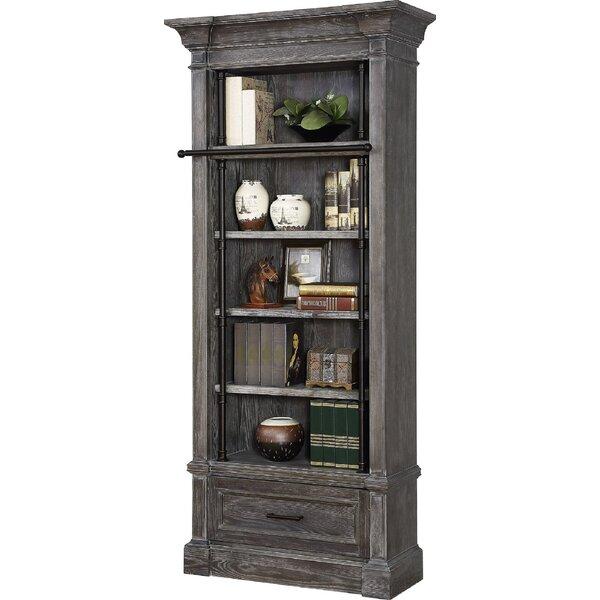 Lacroix Standard Bookcase by Williston Forge Williston Forge