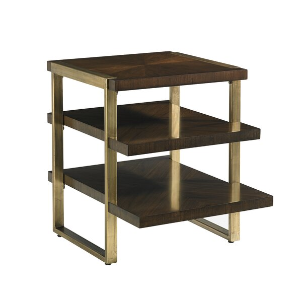 Crestaire End Table by Stanley Furniture