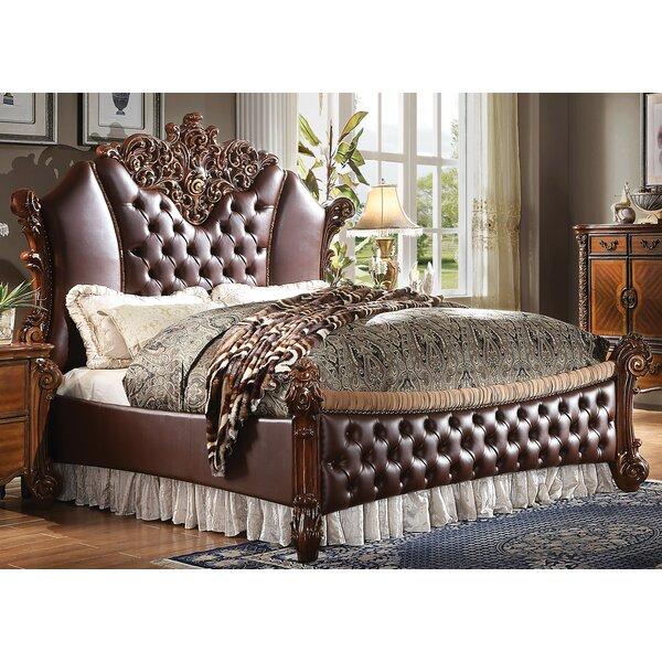 Engelhardt Panel Upholstered Standard Bed by Astoria Grand