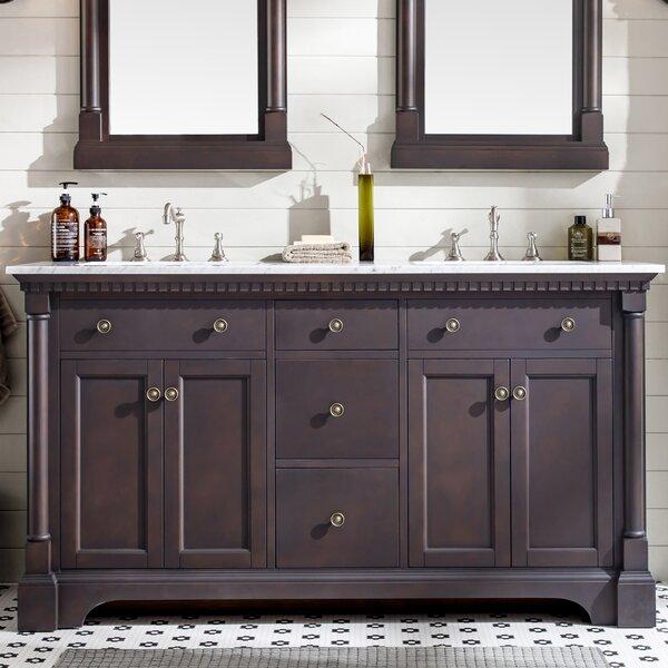 Langsa 73 Double Bathroom Vanity Set