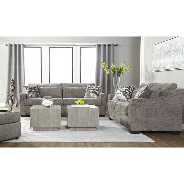 Pershing Configurable Living Room Set by Ebern Designs