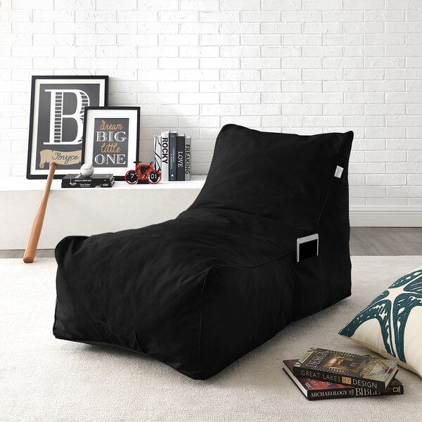 Resty Standard Outdoor Friendly Bean Bag Lounger By Inspired Home Co.