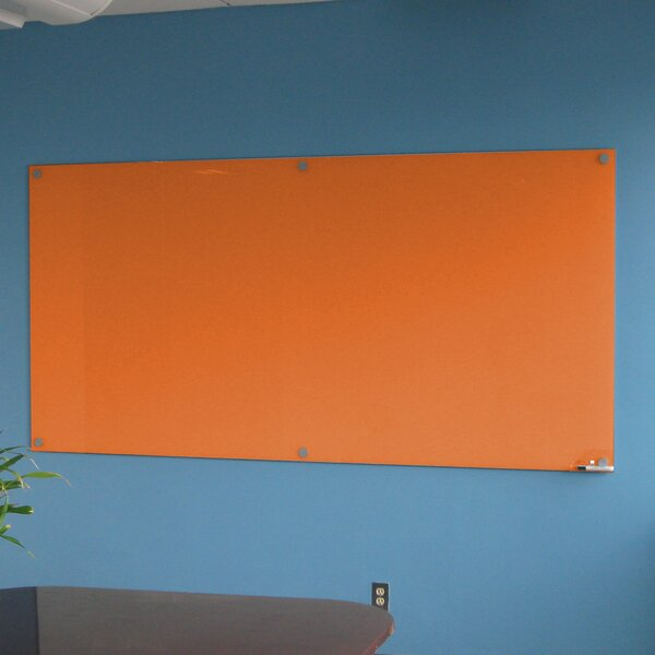 Magnetic Marker Glass Board by Casca