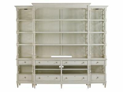 Preserve Pavillion Standard Bookcase by Stanley Furniture