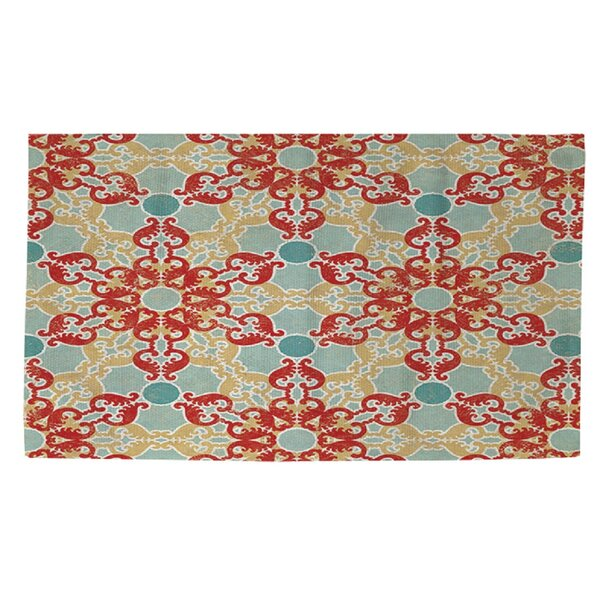 Tea House Patterns 11 Area Rug by Manual Woodworkers & Weavers