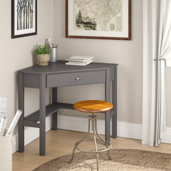 Byrne Corner Desk by Charlton Home