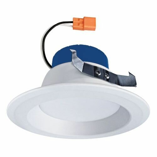 Round Insert Reflector 4 LED Recessed Trim by Elco Lighting