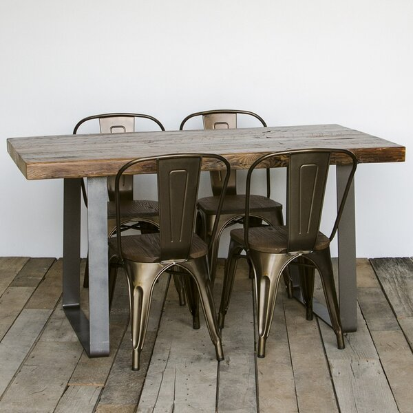 Lincoln Park Dining Table by Urban Wood Goods
