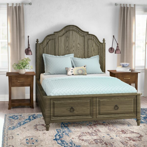 Ornithogale Storage Platform Bed By Lark Manor by Lark Manor Looking for