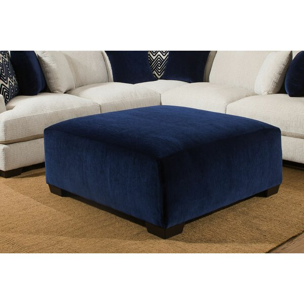 Stoddard Cocktail Ottoman by Red Barrel Studio