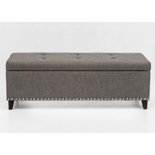 Excellent Bettie Upholstered Storage Bench Ncnpc Chair Design For Home Ncnpcorg