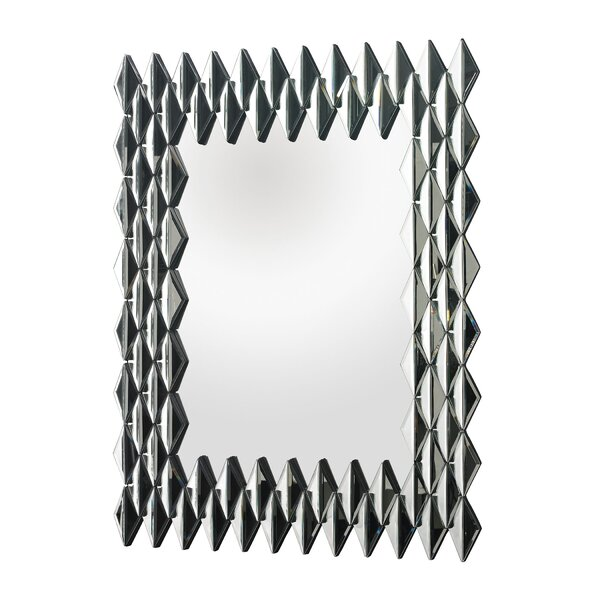 Geometric Wall Mirror by Mercer41
