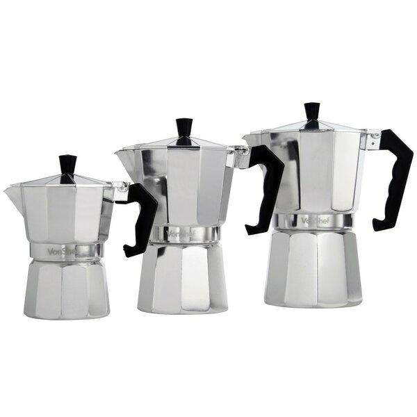 Stovetop Espresso Maker by VonShef