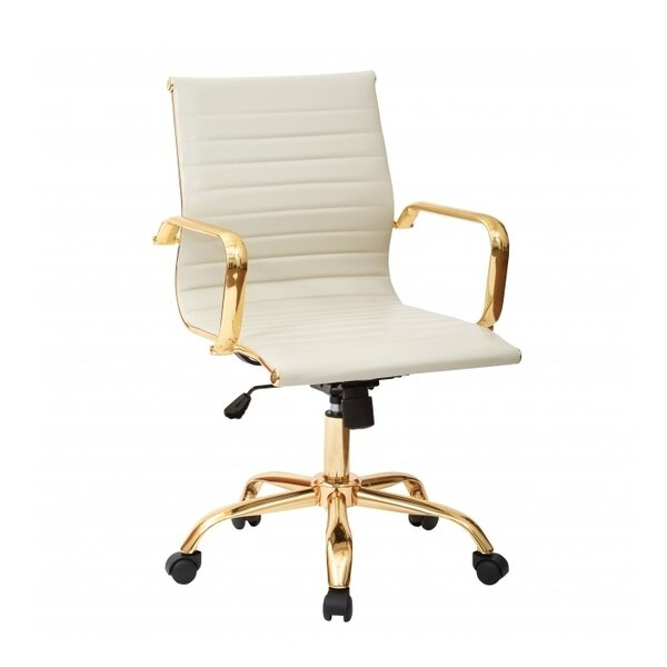 Hennigan Low Back Office Chair by Mercer41