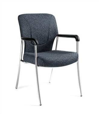Echo Guest Chair by Global Total Office
