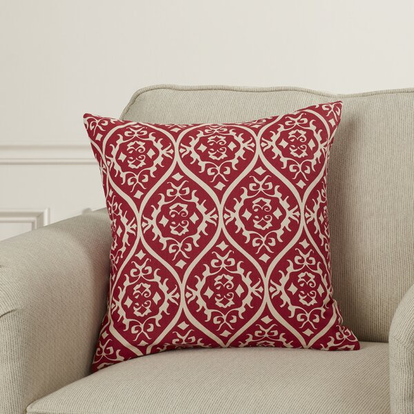 Hoyleton Cotton Throw Pillow by Darby Home Co