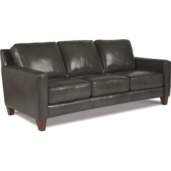 Archer Leather Sofa by La-Z-Boy