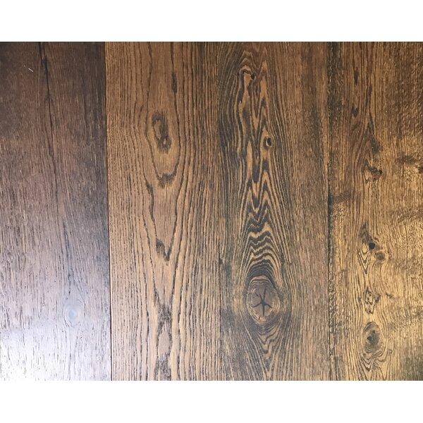 7.5 Engineered Oak Hardwood Flooring in Cognac by Floressence Surfaces