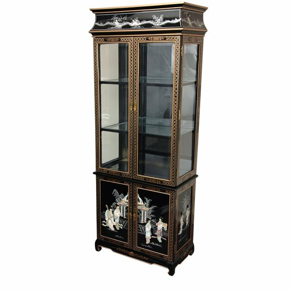 Jacob China Cabinet by World Menagerie