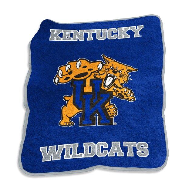 NCAA Mascot Throw by Logo Brands