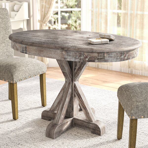 Maryanne Oval Dining Table by Greyleigh