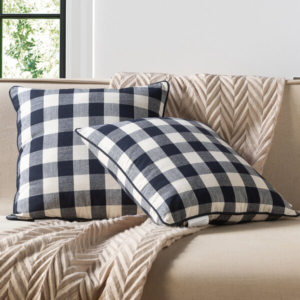Chao Indoor / Outdoor Square Pillow Cover & Insert (Set of 2)