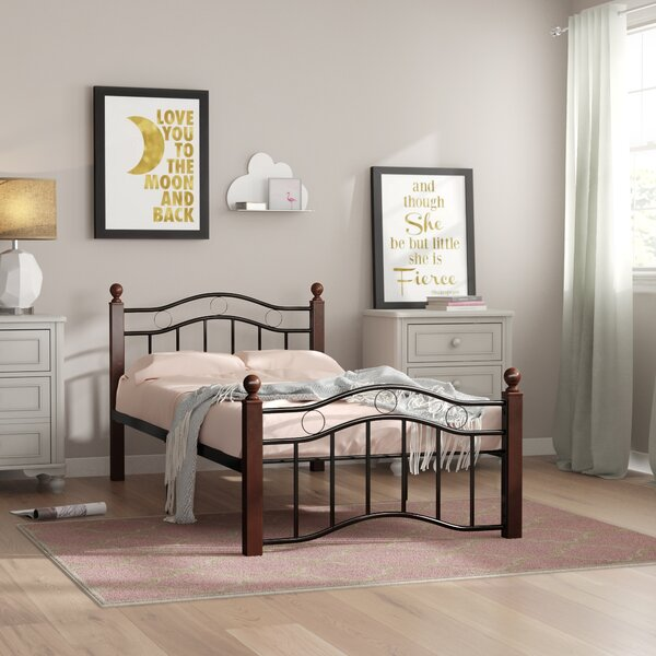 Waskom Platform Bed by Harriet Bee