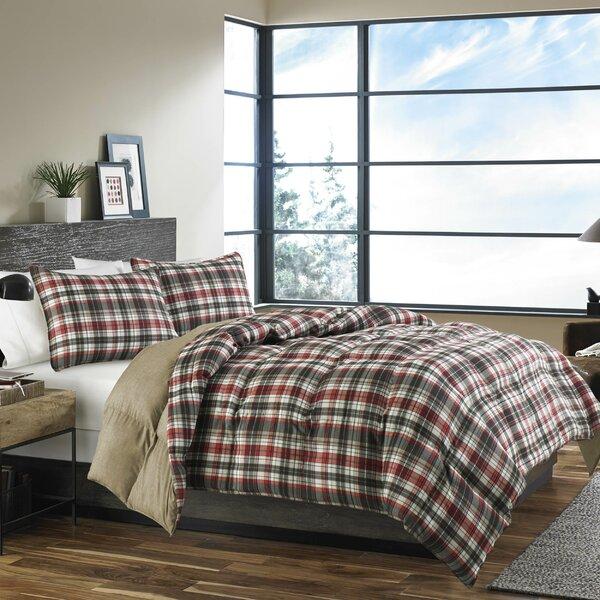 Astoria Reversible Comforter Set by Eddie Bauer