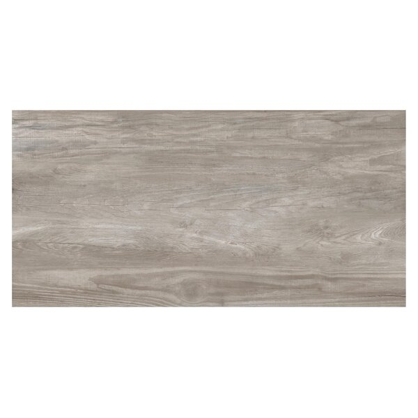 Travel 12 x 48 Porcelain Field Tile in East Gray by Travis Tile Sales