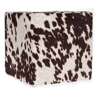 Pierre Decorative Cube Ottoman