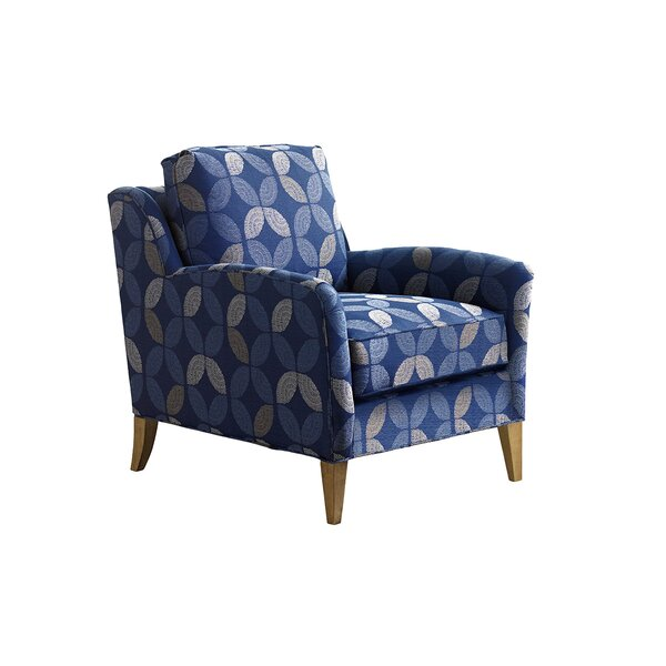 Twin Palms Armchair By Tommy Bahama Home Great Reviews